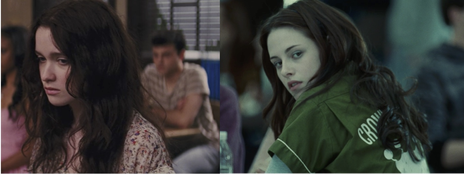 Twilighter Confessions - New Girl's Arrival